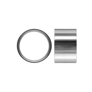 S5026: Sterling Silver 6mm Tube Bezel Setting