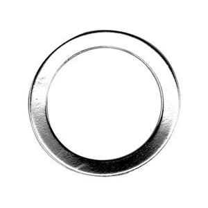 S6221: Sterling Silver 16mm Circle Washer Link