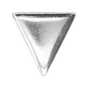 S6362: 11.6x11.8mm Lg Triangle Slide Bail, 9mm Triangle ID