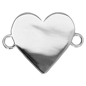S6464: Large Heart Blank Link