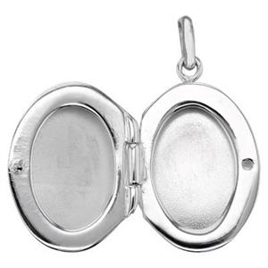 S7535: Oval Locket
