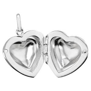 S7537: Heart Treasure Locket