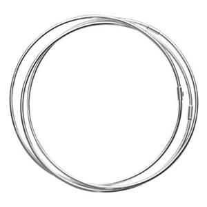 SBB15: Sterling Silver Triple Bangle Set