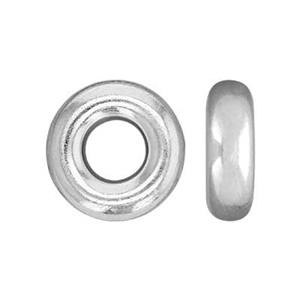 SF118: Donut Heishe Spacer Bead