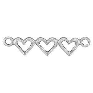 SH1187: Triple Heart Festoon Link