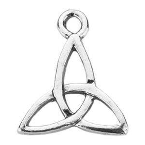 SH330: Celtic Triquetra Cross Charm