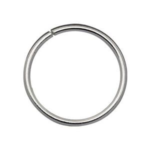 SJ1214: Sterling Silver 14mm Open Jump Ring