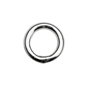 SJSR1175: Sterling Silver 7.5mm Soldered Jump Ring