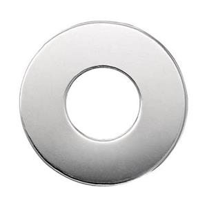 SL2500: Bulk Sterling Silver Washer Blank