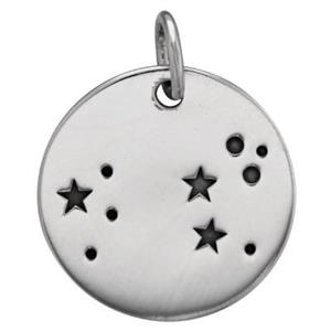 SN685: Leo Zodiac Constellation Charm