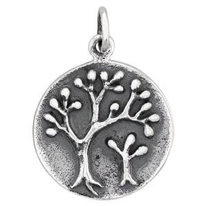 SN826: Mother and Baby Tree Of Life Pendant