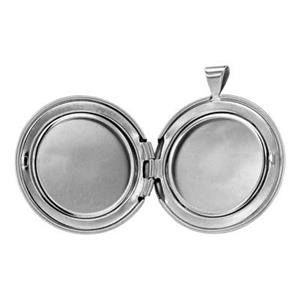 SP200: Round Locket