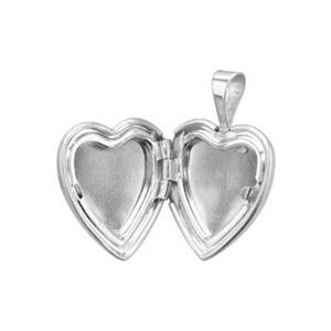 SP300: Heart Locket