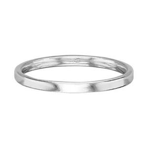 SR2210: Sterling Silver 2mm Plain Ring Band