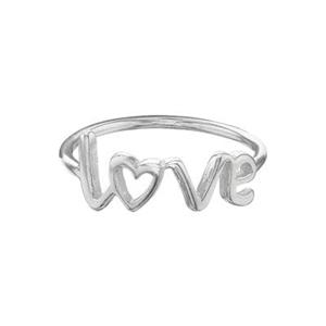 SR5787: 1.3mm Love Ring