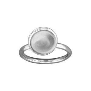 SRBZ106: Bezel Cup Finger Ring