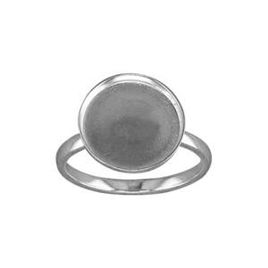 SRBZ126: Bezel Finger Ring