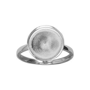 SRBZ127: Bezel Finger Ring