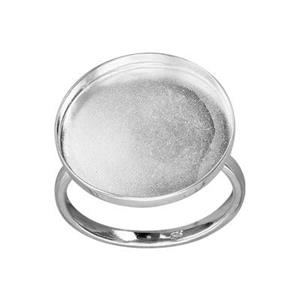SRBZ187: Bezel Finger Ring