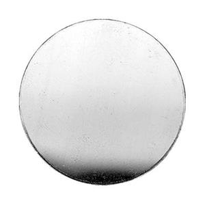 SUL222: Sterling Silver 12.8mm Stamping Blank Circle