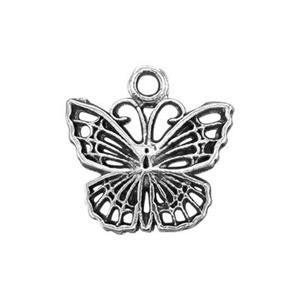 SUR3: Filigree Butterfly Charm