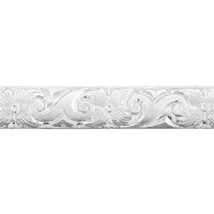 SWG110: Sterling Silver Scroll Pattern Wire