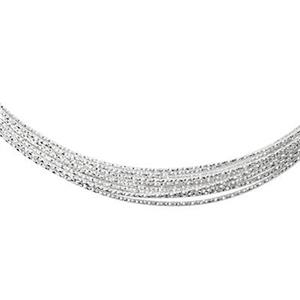 SWG18DC: Sterling Silver 18 gauge Diamond Cut Fancy Wire
