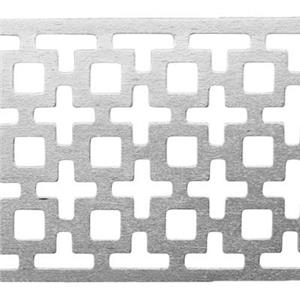 SWS2578: Perforated Screen Sheet