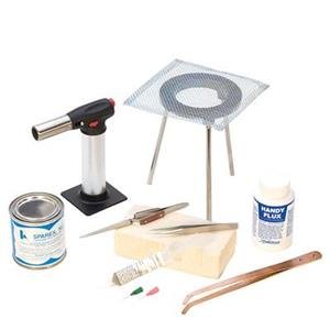 Jewelry Soldering Supplies