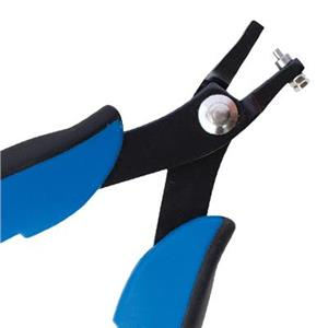 X1335: Europunch 1.8mm Round Hole Punch Pliers