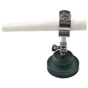X166: Soldering Ring Stand with Ceramic Mandrel