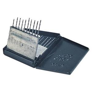 X184: 20 piece Steel Drill Set
