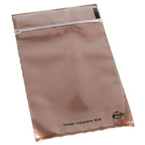 X604: 4x6 inch Anti-Tarnish Zip-Lock Plastic Bags