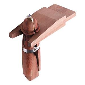 X653: Mahogany Ring Clamp and Bench Pin Set