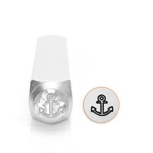 XPJ81: Anchor Metal Stamp