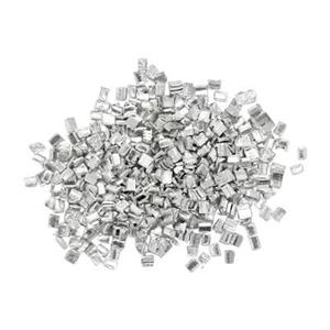 XS22S: #65 Soft Silver Solder Pallion Chips